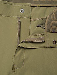 Salomon - WAYFARER SHORTS M Martini Olive - casual shorts - martini olive - 2