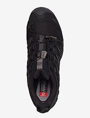 Salomon - SHOES XA PRO 3D GTX - löbesko - black/black/magnet - 3