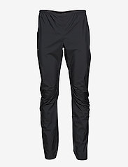 Salomon - BONATTI WP PANT U Black - outdoorbukser - black - 0