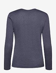 Salomon - COMET CLASSIC LS TEE W - topjes met lange mouwen - blue - 2