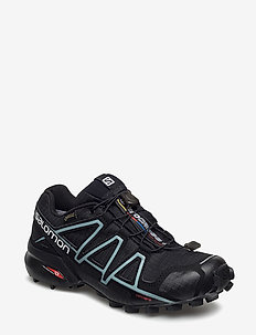 SPEEDCROSS 4 GTX W - BLACK/BLACK/METALLIC BUBBLE BLUE