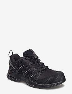 SHOES XA PRO 3D GTX - buty na wędrówki - black/black/magnet