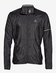 AGILE WIND JKT M - BLACK