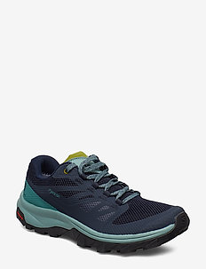 SHOES OUTline GTX W - vandrings- & promenadskor - trellis