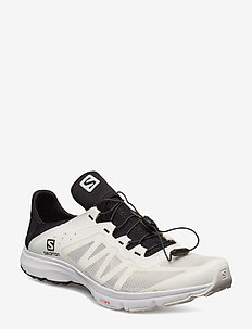 SHOES AMPHIB BOLD - löparskor - white/white/black