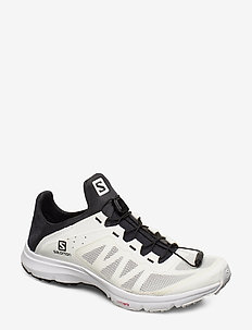 SHOES AMPHIB BOLD W - vandrings- & promenadskor - white/white/ebony