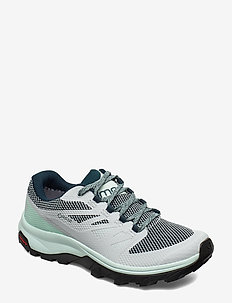 SHOES OUTline GTX W - PEARL BLUE/ICY MORN/REFLECTING POND