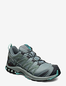 SHOES XA PRO 3D GTX W - lead/stormy weather/meadowbrook
