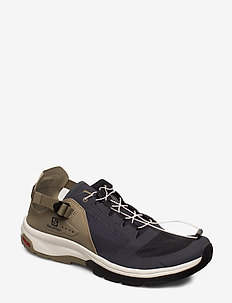 SHOES TECH AMPHIB 4 - wanderschuhe - ebony/mermaid/vanilla ice