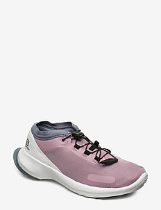 SHOES SENSE FEEL W - vandrings- & promenadskor - mauve shadows/white/flint stone