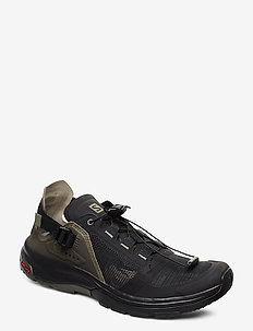 SHOES TECH AMPHIB 4 - wanderschuhe - black/beluga/castor gray
