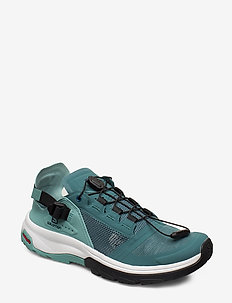 SHOES TECH AMPHIB 4 W - vandrings- & promenadskor - hydro./nile blue/poseidon