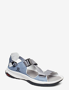 SHOES TECH SANDAL W - vandrings- & promenadskor - flint stone/heather/ebony