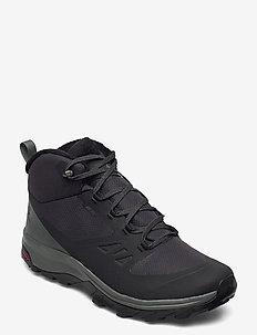 OUTsnap CSWP - buty na wędrówki - black