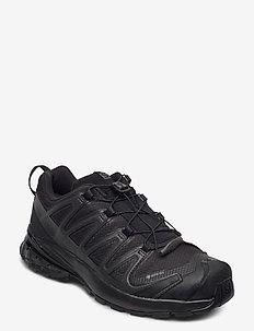 XA PRO 3D v8 GTX W - vandrings- & promenadskor - black