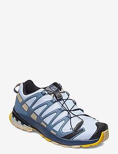 XA PRO 3D v8 GTX W - vandrings- & promenadskor - blue