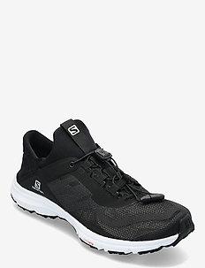 AMPHIB BOLD 2 W Black/White/Black - vandringsskor - black/white/black