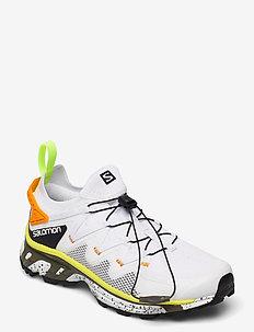 XT-RUSH White/White/Safety Yellow - wandelschoenen - white/white/safety yellow