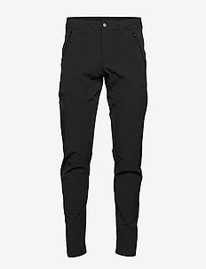 WAYFARER TAPERED PANT M - softshell pants - black