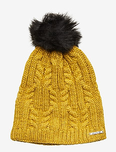 IVY BEANIE - GOLDEN PALM