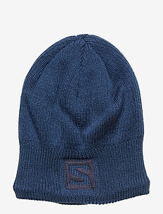 LOGO BEANIE - czapka - poseidon