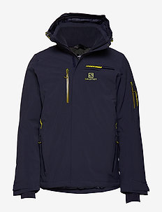 BRILLIANT JKT M - insulated jackets - night sky