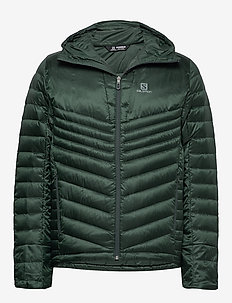 HALOES DOWN HOODIE M - GREEN GABLES