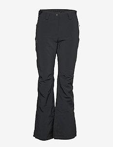 ICEMANIA PANT W - spodnie narciarskie - black