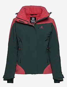 ICEROCKET JKT W - insulated jackets - green gables