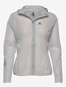 LIGHTNING RACE WP JKT W - sportjacken - white