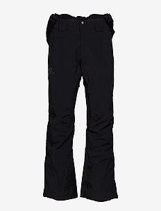 ICEGLORY PANT M - skibukser - black