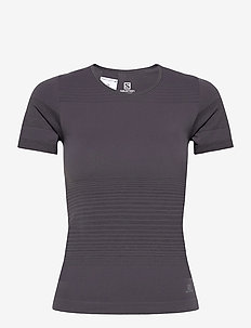 ELEVATE MOVE'ON TEE W - t-shirts - grey