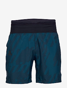 XA TRAINING SHORT M - träningsshorts - night sky/poseidon/ao