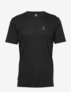 AGILE TRAINING TEE M Black - t-shirts - black