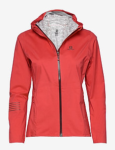 LIGHTNING WP JKT W - training jackets - cayenne
