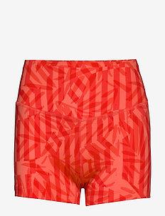 AGILE SHORT TIGHT W - training shorts - cayenne/ao