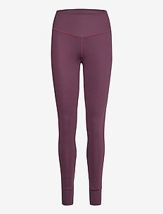 COMET TECH LEG W - sportleggings - purple