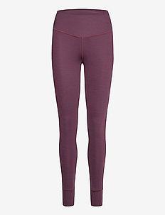 COMET TECH LEG W - juoksu- & treenitrikoot - purple