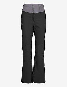 REASON PANT W - skibroeken - black