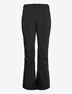 THE BRILLIANT PANT W - skiing pants - black