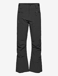 STANCE PANT M - skibukser - black