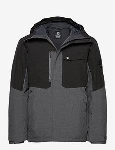 POWDERSTASH JACKET M - vestes de ski - grey