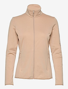 OUTRACK FULL ZIP MIDLAYER Sirocco - fleece - sirocco