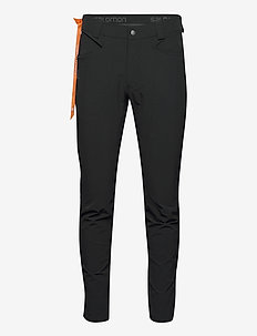 WAYFARER TAPERED PANTS M Black - friluftsbukser - black