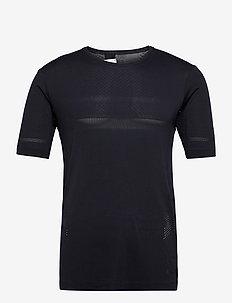 SENSE SEAMLESS TEE M NIGHT SKY - t-shirts - night sky