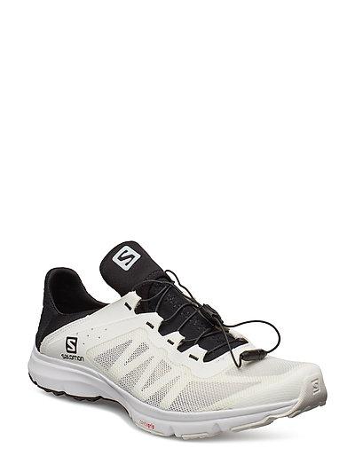 9300f3d44bd Amphib Bold White/white/black (White/white/black) (£75) - Salomon - |  Boozt.com