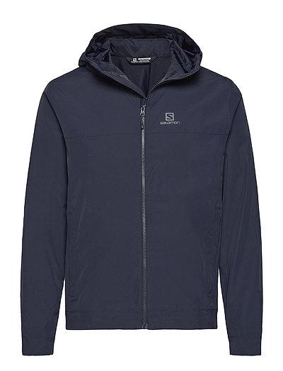 Explore Wp Jkt M Outerwear Sport Jackets Blau SALOMON | SALOMON SALE