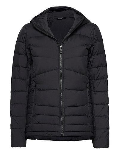 Transition Down Hoodie W Outerwear Sport Jackets Schwarz SALOMON | SALOMON SALE