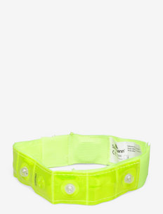 Reflective Band with 4 Leds - Övrigt - safety yellow