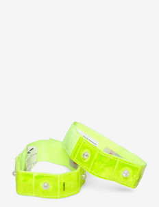 Reflective Armband with 4 Leds - 2 pack - Övrigt - safety yellow